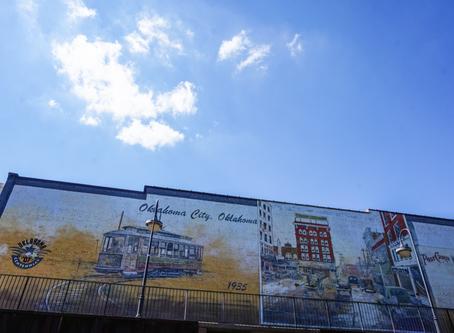 Mon Guide Street Art à Oklahoma City