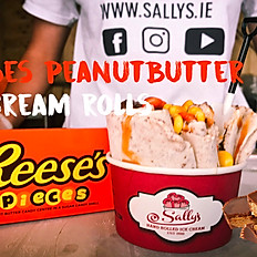 Reese's Peanut Butter Rolls