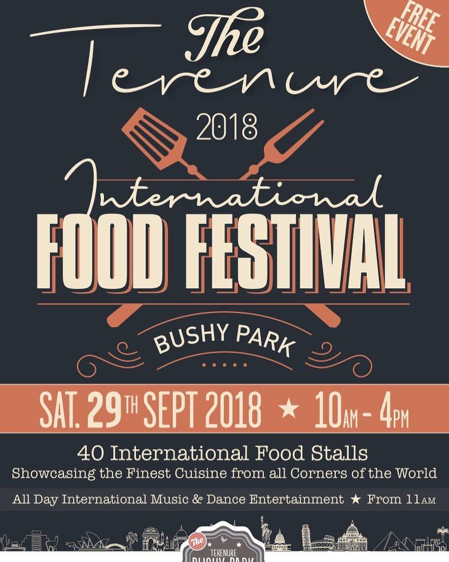 Terenure International Food Festival - Bushy Park - Dublin