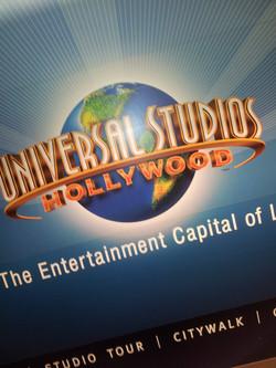 Cantina Singers @ Universal Studios