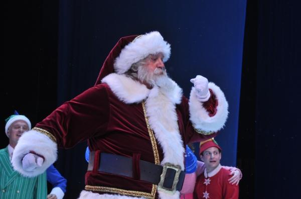 Paul C. Vogt as Santa Claus