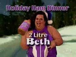 MADtv: Holiday Ham 2-Litre Beth