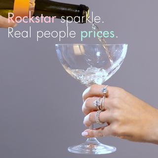 Haute Carat: Champagne