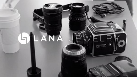 LANA Jewelry BTS