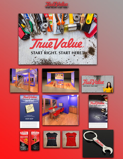 True Value competition