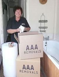 Removal Packing Services