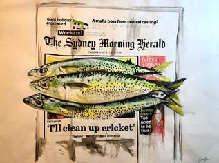 Sydney Morning Herald Weekend