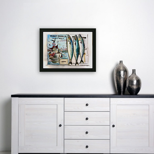 Vintage Fish - Frarelli Fish