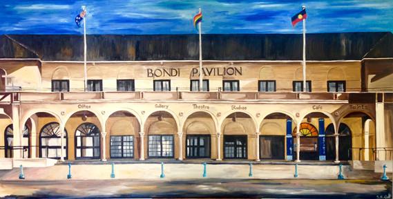 This Must Be The Place. Bondi Pavilion