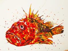 Redfish Extravanganza SOLD