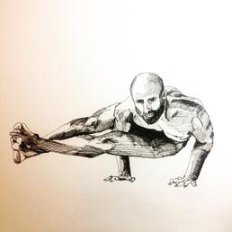 Yoga Pose Study
