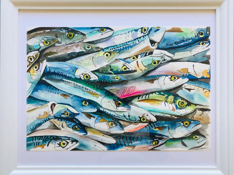 When the sea was full of Fish - Small version