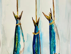 3 Sardines