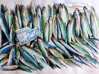 Sandakan Market
