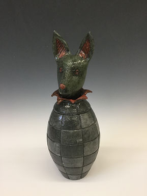 Armadillo Jar
