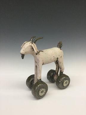 Goat on Wheels 5