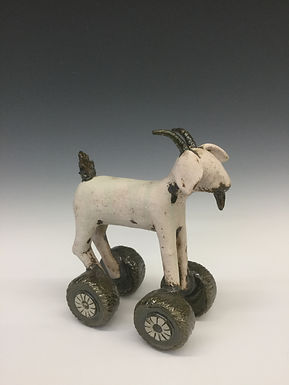 Goat on Wheels 6