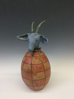 Goat Jar