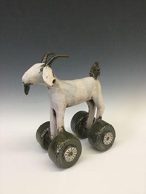 Goat on Wheels 7