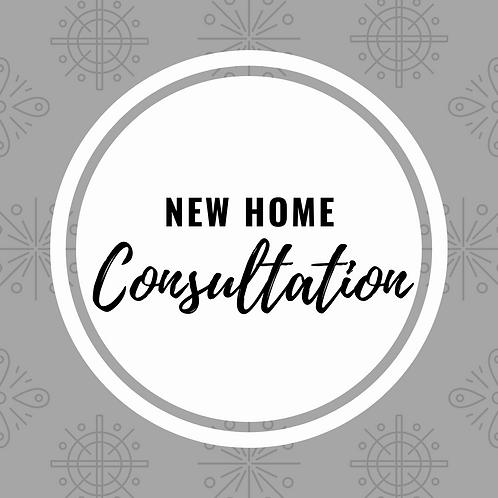 New Home Consultation