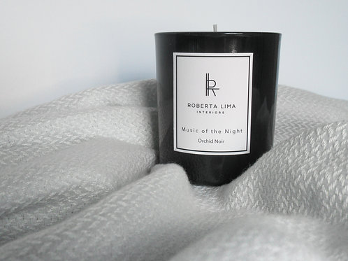 Music of the Night - Orchid Noir Scented Candle