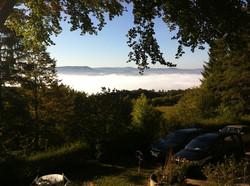 Nebel über Eschwege
