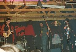 Pamband rockt live im Zinsholz