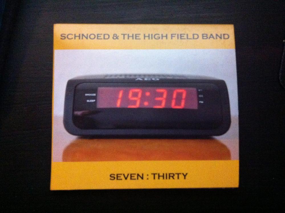 Die Uhr von Pamband member Schnoed