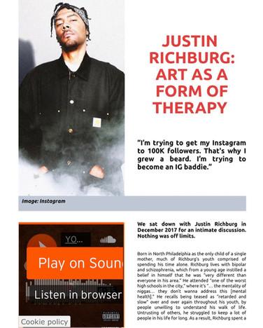 Buffer Mag Interview