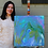 Thumbnail: Misty Horse Painting