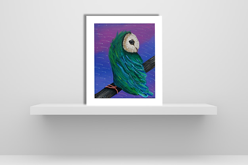 Eleanor Limited Edition Giclée Print, Hand Signed, Numbered