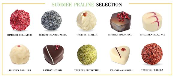 Summer Praliné Selection