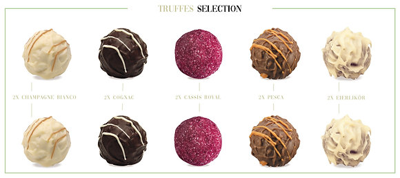 Truffes Selection