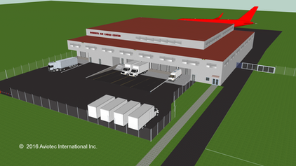 Aviotec - 25-Year Concession for Air Cargo Operations at Roberts International Airport, Liberia