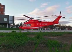 ORNGE-Air Ambulance