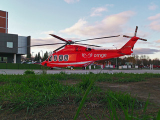 Aviotec - Heliport Consultant for P3 Replacement Hospital - Fergus, Ontario, Canada