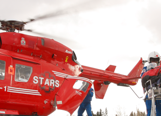 Aviotec - Physical and Operational Assessments for Hospital Heliports in Northern Alberta