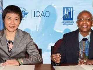 News - ICAO & ACI Sign MOU for Security Cooperation