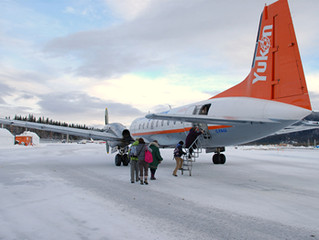 Aviotec - Team Selected to Prepare Functional Plan for Dawson City Airport, Yukon