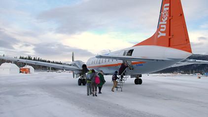 Aviotec - Team Selected to Prepare Functional Plan for Dawson City Airport, Yukon