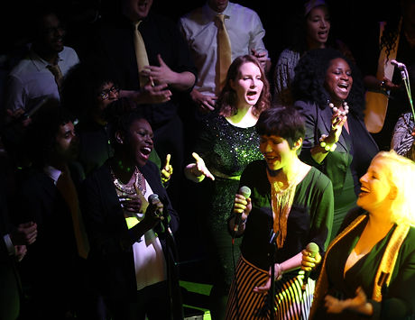 Soul Sanctuary Gospel Choir at Jazz Cafe