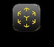 LiDAR enabled logo