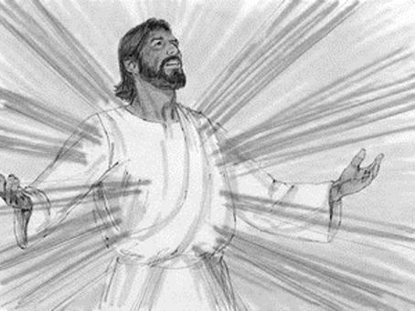 Jesus is calling us to Glory!