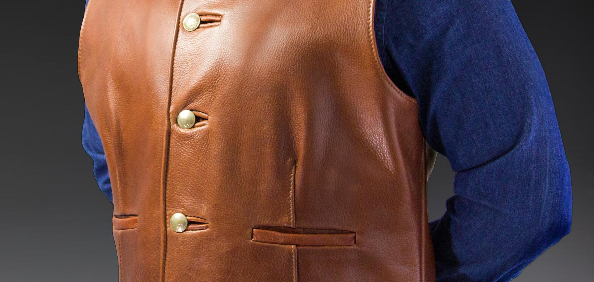 Straight Bottom Vest