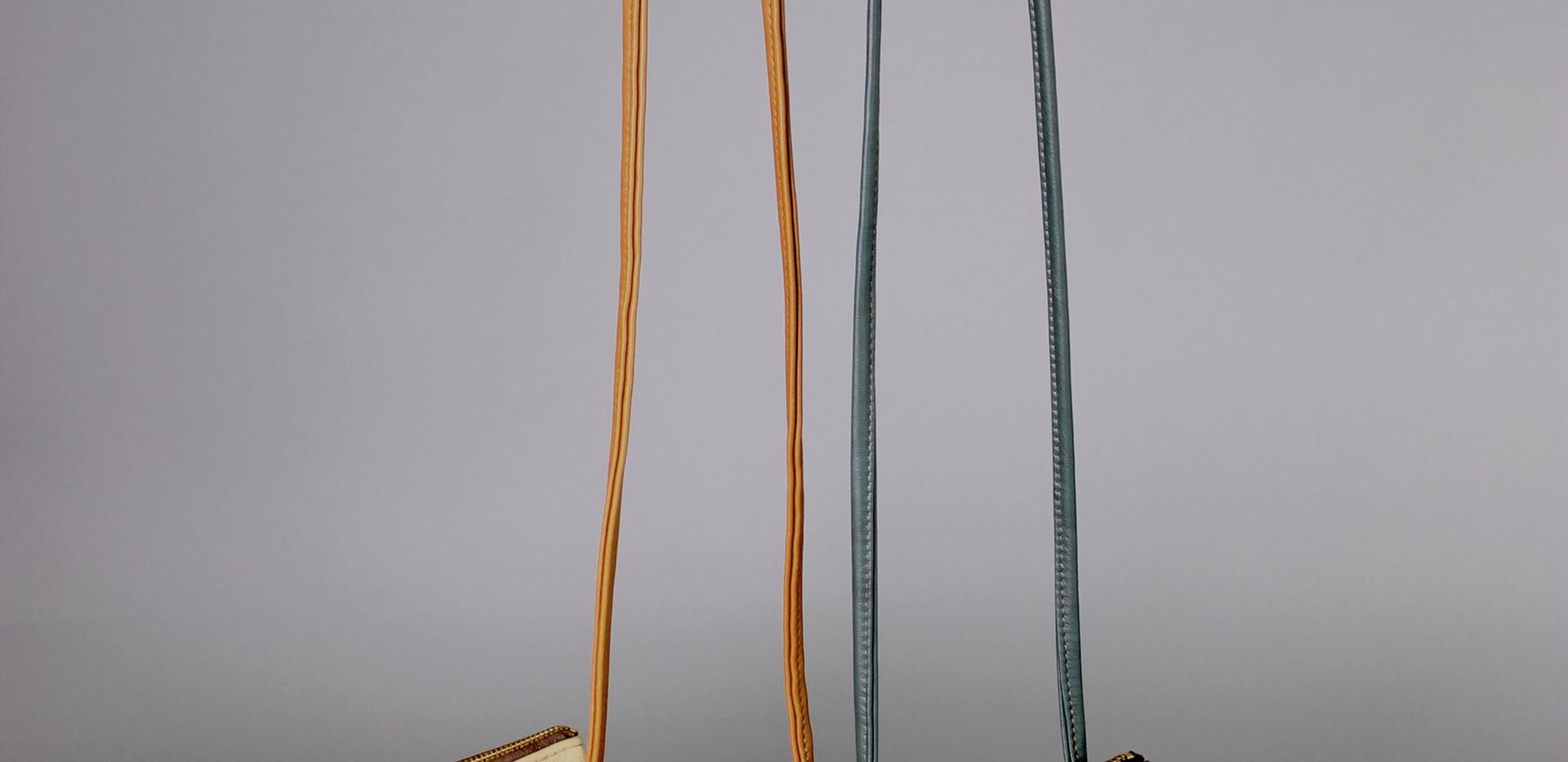 Three Sided Zip Cross-Body