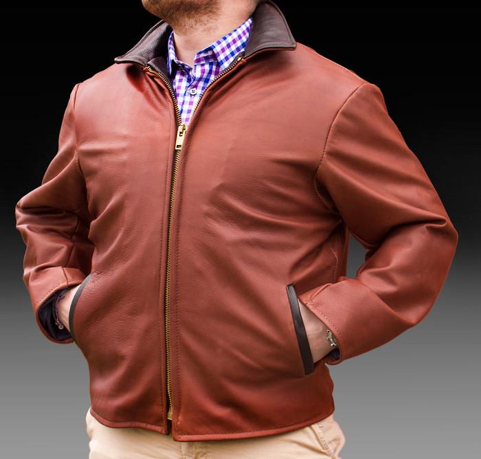 Straight Bottom Jacket