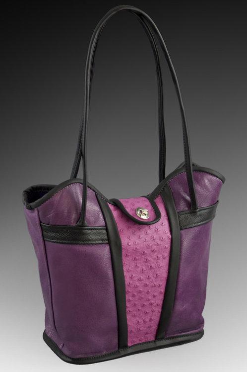 Purple Bustier