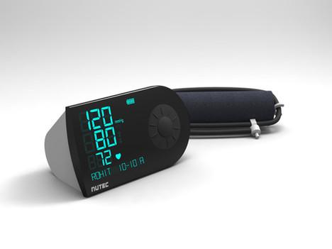Nutec BP Monitor
