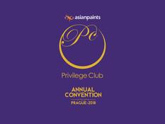 Rebranding Privilege Club for the Annual Event