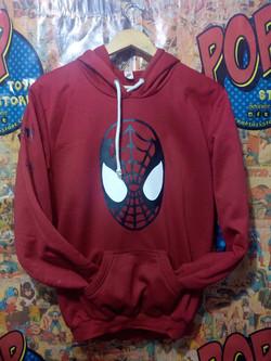 Buzo Spiderman cara